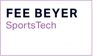 Fee Beyer – SportsTech Logo