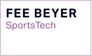 Fee Beyer – SportsTech Logo